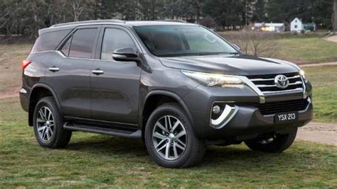 Toyota Cars For Sale Nz Early Look At Toyota Fortuner For Aucklanders Stuff Co Nz
