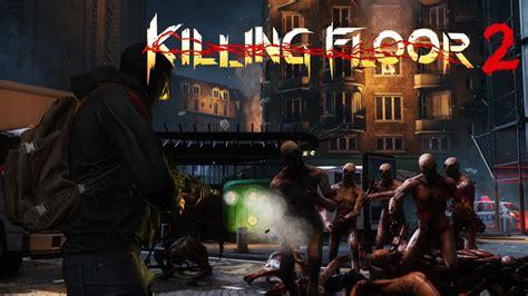 killing floor 2 release f 252 r xbox one und xbox one x angek 252 ndigt