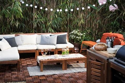 patio furniture upholstery 30 outdoor ikea furniture ideas that inspire digsdigs