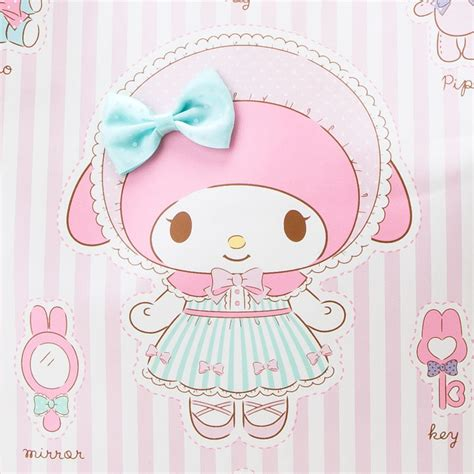 Home Decor Fabric Online Australia by My Melody Tote Bag All Dressed Up Sanrio Japan Japan In