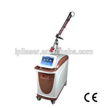 2017 picosecond laser all colour tattoo removal machine