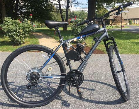 Grey Ghost Motorized Bike Kit Bicycle Motor Works