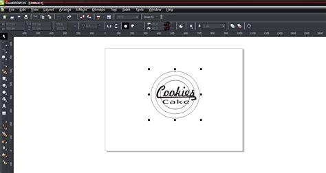 tutorial logo corel draw x5 benny95then tutorial membuat logo coreldraw x5