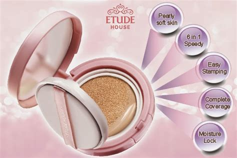 Harga Laneige Foundation anshiera make up review etude house precious mineral any
