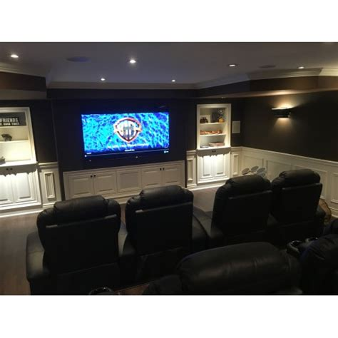 htd canada centerstage home theater seating platinum