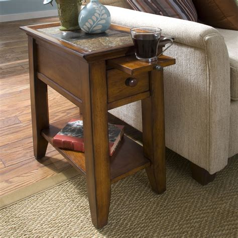 accent table ideas awesome small end table with drawer ideas home furniture