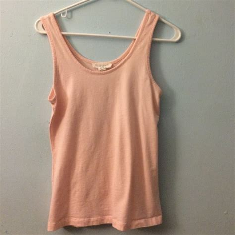 light pink tank top forever 21 forever 21 light pink tank top from s closet on