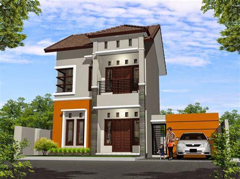 Rumah Murah Desain Minimalis 70 desain rumah minimalis 2 lantai dengan biaya murah