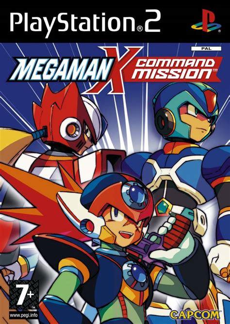 mega man x command mission usa iso