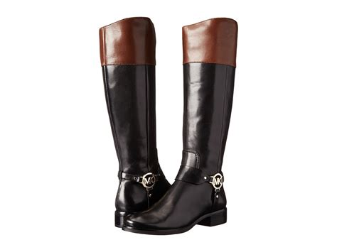 michael kor boots michael michael kors fulton harness boot zappos free