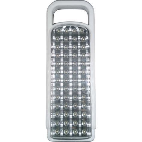 emergency bright led lights rechargeable shopping