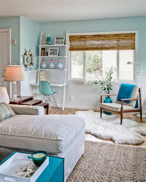 Beachy Room Decor Bring The Shore Into Home With Style Living Room