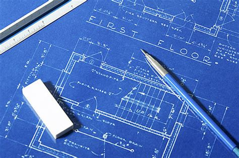 how to make blueprints for a house design and architectural services