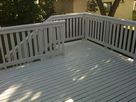 wood deck paint ideas all home design ideas wood deck