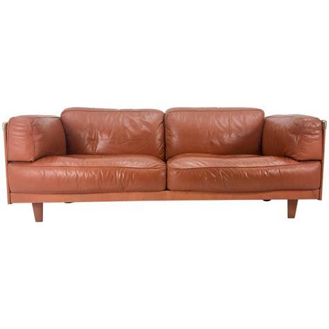 poltrona frau sofa poltrona frau three seat sofa 1980s for sale at 1stdibs