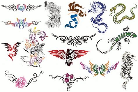 airbrush tattoo designs 16 temporary airbrush designs