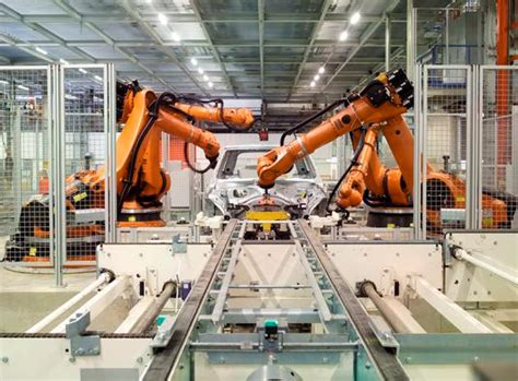 industrial robot revenue  triple    report