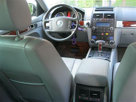 2004 Volkswagen Touareg Interior 2004 volkswagen touareg interior pictures cargurus