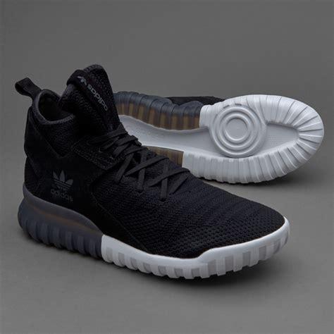 Sepatu Boot Sepatu Adidas Sneaker sepatu sneakers adidas originals tubular x black