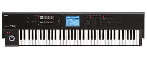 Update Keyboard Korg world of portable keyboard 187 korg m50 workstation