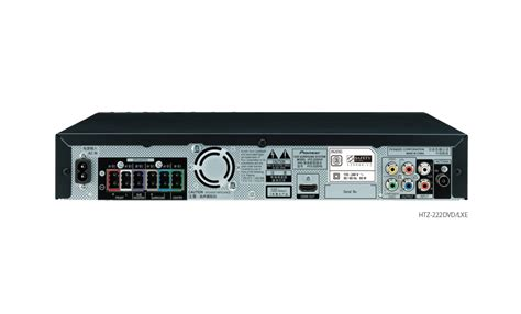 htz 222dvd home theater systems products pioneer