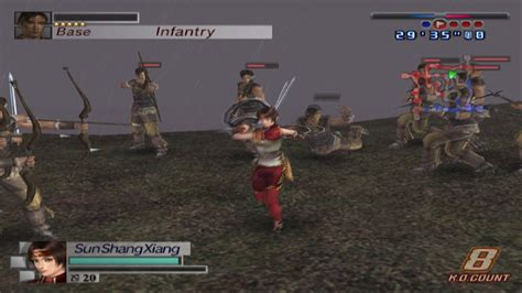 emuparadise the warriors ps2 dynasty warriors 4 empires usa iso