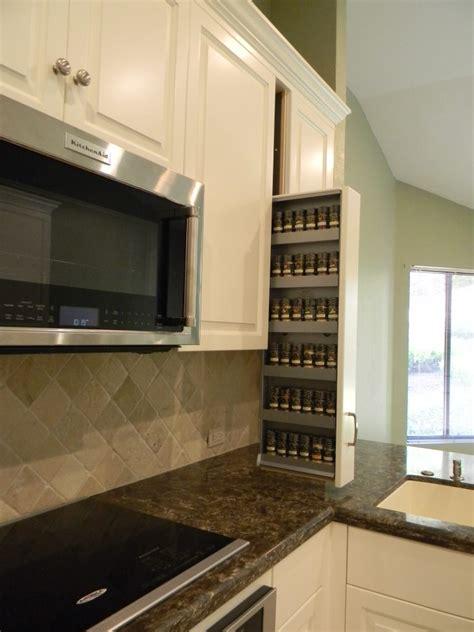 how to install a cabinet filler ez install spice rack filler cabinet kitchen bath design