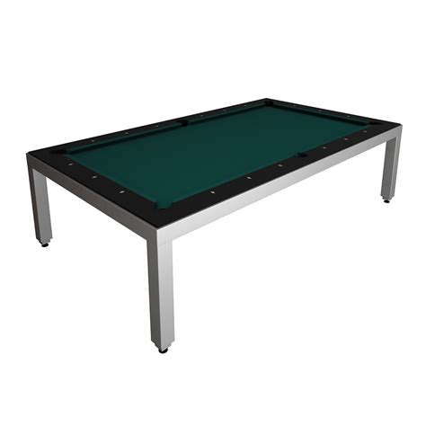 powder coated fusion pool table black top room guys