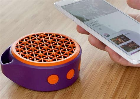 New Logitech X50 Mobile Wireless Speaker Bluetooth Orange Oranye logitech x50 mobile bluetooth wireless speaker orange