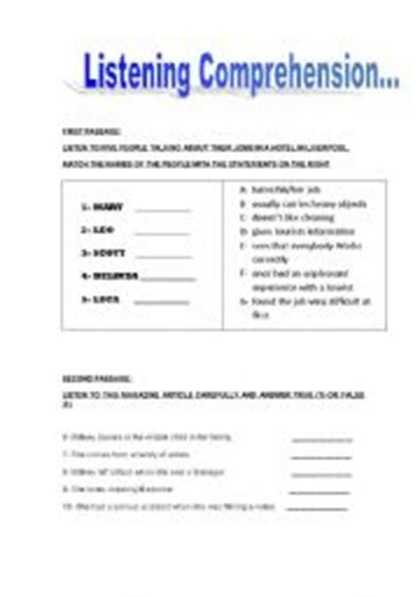 2 948 free listening worksheets english teaching worksheets listening comprehension