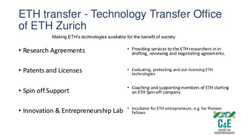Technology Transfer Office by Technology Transfer Offices In Europe