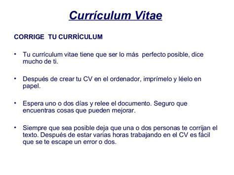 curriculum vitae que es curriculum vitae