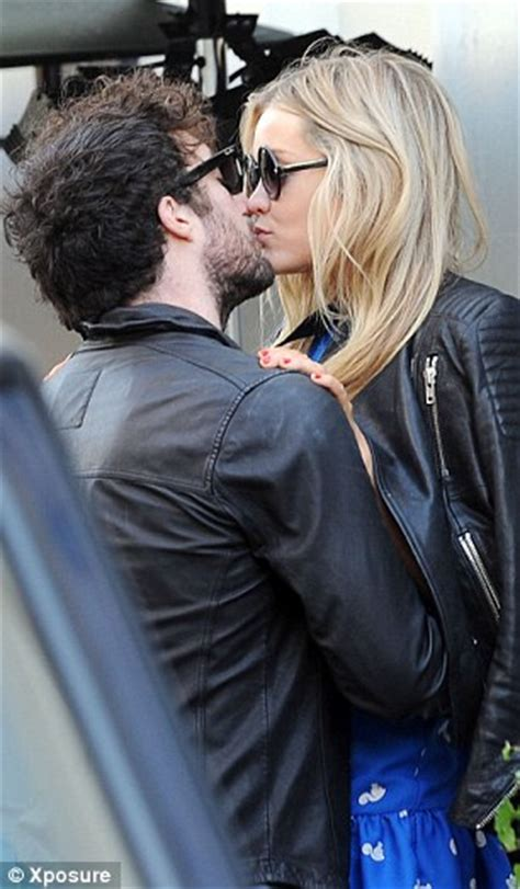 Front To Back Split House laura whitmore pictured kissing ex boyfriend danny o