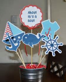Nautical Baby Shower Decorations For Home by Nautical Baby Shower Decorations For Home Marceladick Com