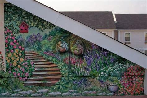 exterior wall mural exterior wall murals how to make outdoor wall murals garden wall mural decoration gallery