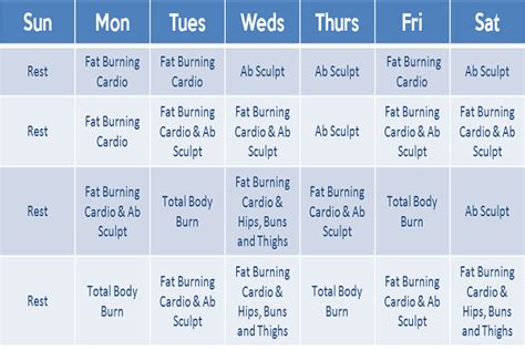 Hip Hop Abs Calendar Hip Hop Abs Shaun T S Workout Program Secrets To Flat Abs