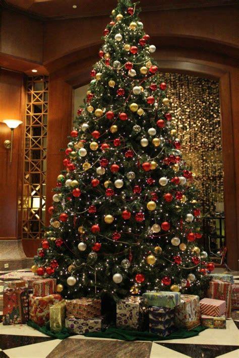 Decoration Arbre De Noel by Decoration Sapin De Noel Et Argent