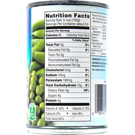 7 Facts On Greene by Pea Facts Nutrition The Best Fact In 2018