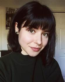 pics of hair cuts were the front is and the back is 25 best ideas about bangs short hair on pinterest short