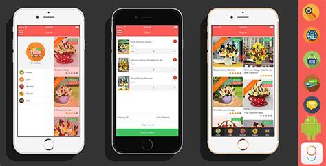 titanium app templates elsabbat woocommerce titanium app theme for u