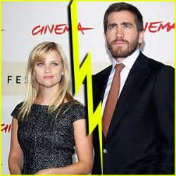 Reese Jake For Real by Reese Witherspoon Jake Gyllenhaal Split Confirmed Jake