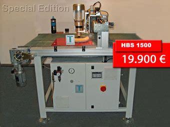Hochglanzfronten Polieren by Poliersystem Schleifmaschine Hbs 1500 F 252 R Hochglanzfronten