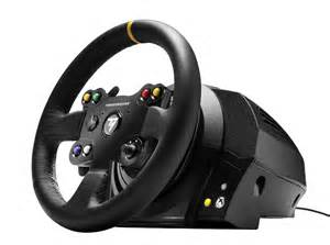 Racing Steering Wheels For Xbox One Details And Images For The Thrustmaster Vg Tx Racing Wheel