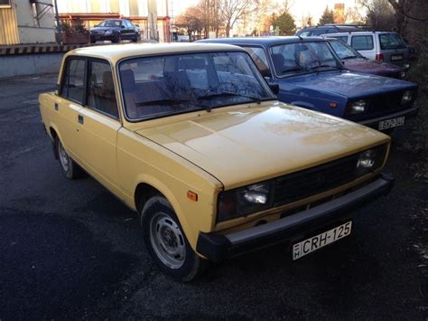lada a sale 1983 lada vaz 2105 for sale