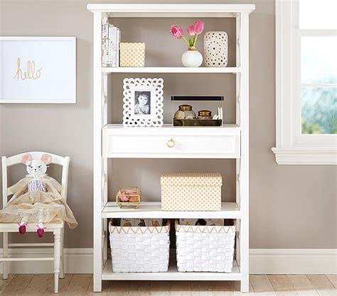 small bookcase for nursery regency bookcase pottery barn