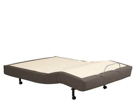 Sealy Adjustable Bed Frame Embody By Sealy Introspection Memory Foam Adjustable Bed Mattresses
