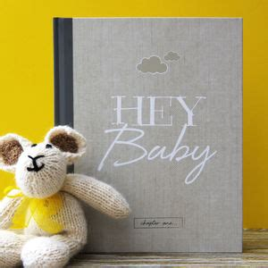 Baby Shower Gift Record Book by Baby Shower Gifts Notonthehighstreet