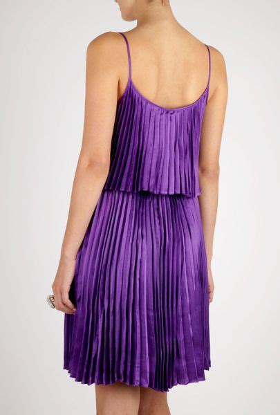 Image result for pleated cocktail dress