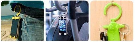 Silicon Non Slip Sticky Phone Holder Untuk Handphone 1 silicon phone hanger universal flexi holder