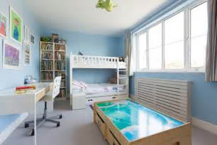 Contemporary Farmhouse kid bedroom ideas kids contemporary with 7 year old boys